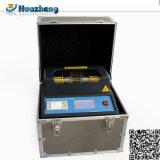 Unità di prova portatile Facile-Opearation superiore di Bdv di resistenza dielettrica dell'olio del trasformatore