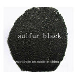 Zwarte 200%/220% van de zwavel voor Textiel/het Sterven/Stof