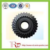 ISOによって証明される自動予備品の螺旋形の斜めギヤかワームギヤ