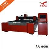 Machine de découpage industrielle de laser de fibre avec 750With1000W pour le métal de coupeur