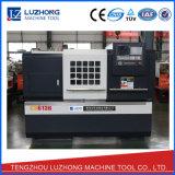 Máquina pequena automática do torno do CNC CK6136 com preço de fábrica