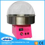 Machine commerciale professionnelle de soie de sucrerie de coton de Digitals avec la couverture de bulle