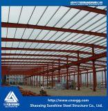 Prefabricados soldada Construcción con materiales de construcción para almacén