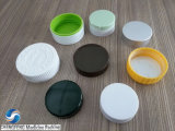 frasco vazio plástico do HDPE 175ml branco para a vitamina ou os comprimidos