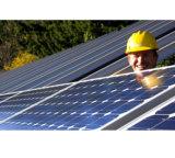 10kw 15kwの太陽風力のハイブリッドシステムの太陽エネルギーシステム
