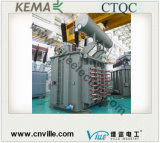 trasformatore del forno ad arco di 5.5mva 35kv