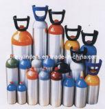 Cilindros de gás da liga de alumínio