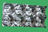 LED che galvanoplastica il riflettore chiaro di plastica del rivestimento UV