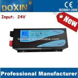 Le pic de puissance 6000W DC24V AC220V 3000W de convertisseur de puissance solaire à basse fréquence