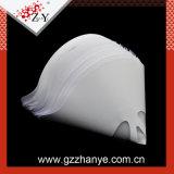Colador de pintura desechable del papel del cono (filtro)