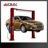 Подъем тележки используемого автомобиля 2 подъемов автомобиля подъема ясного пола столба автоматический