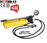 Bewegliche hydraulische Handpumpen mit der Öl-Kapazität zu 7500cc (HHB-700)