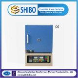 Horno eléctrico del laboratorio encajonado, horno eléctrico del laboratorio de CD-1700X para el derretimiento