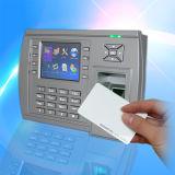 Контроль допуска Biometric Fingerprint мультимедиа с Time Attendance (UscanII-)
