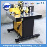 Processamento de barramentos de cobre dobrando o corte Máquina de perfuração