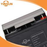 batteria solare di 12V 17ah per il sistema di illuminazione del comitato solare