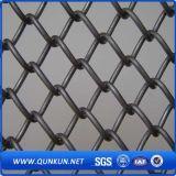 Frontière de sécurité de maillon de chaîne de forme de diamant de fournisseur de la Chine