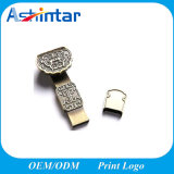 Disque flash USB en métal étanche Mini USB Stick