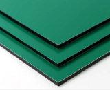 Het post Groene Gebruik van de Plaat van het Aluminium voor de VoorDecoratie van de Winkel
