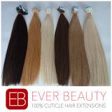 Extensão de cabelo de fita de indianos Remy de cabelo humano