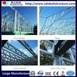 Panneaux de toit de structure en acier avec norme SGS
