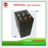 batería Ni-CD de 1.2V 20ah para la UPS