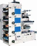 Automático Flexo Graphic impressão de etiquetas Machines (WJRB320A)