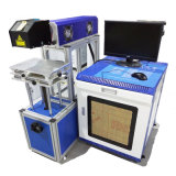 腕章レーザーの彫版デスクトップレーザー機械二酸化炭素レーザーのタイプ