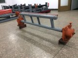 Grattoir de produit pour courroie pour des bandes de conveyeur (type de NPS) -6