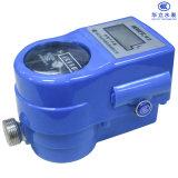 Medidor de água potável de novo tipo de cartão RF