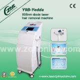 Y9b 600W Machine 808nm van de Verwijdering van het Haar de Diode van de Laser