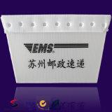 Caixa ondulada industrial plástica da soldadura ultra-sônica da caixa dos PP da caixa de armazenamento