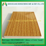 Madera contrachapada de la base HPL de la madera dura de la base del álamo