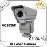Scanner 2.5km detectar a câmera de penetração de nevoeiro de longo alcance