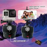 Panoramische Kingbest & Timelapse Hoofden Universele Selfiewand voor de Camera's van Smartphones, van het Punt & van de Spruit, & Gopro