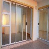 vidro de segurança Tempered de 5-19mm para portas deslizantes/portas de dobradura