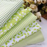 Tissu de coton 100%/ tissu imprimé/tissu Poly-Cotton T/C /draps en coton de tissu de fils