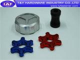 Peça de alumínio personalizada fábrica do CNC do prendedor especial