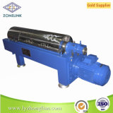 水処理のためのLw450水平のタイプ螺線形の排出の沈降のデカンター