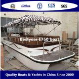 Barco eléctrico de Bestyear de E-750