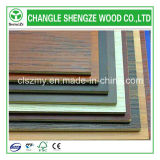 MDF di legno di Grain Color 3mm 4mm 5mm Solid Color Faced