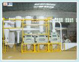 30tpd para 500tpd Planta de moinho de farinha de trigo e milho