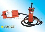 Grúa F21-2s teledirigido /Wireless por encima hidráulico