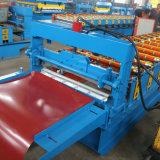 Roulis en acier de panneau de toiture et de mur d'usine de Botou formant la machine