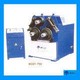 W24y Volledig Hydraulisch Profiel dat de de de Hydraulische Buigende Machine van de Staaf van /Flat van de Buigende Machine van de Pijp Machine/W24y/Buigmachine van de Buis/Rol van de Sectie buigt