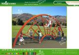 Комплекты игры зрелищности малышей Kaiqi для напольной спортивной площадки