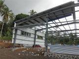 Almacén prefabricado del marco estructural ligero de Stee