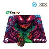 Горячий продавая высокий коврик для мыши Mousepad игры Qualtiy резиновый