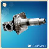 Asse di rotazione forgiato di asse, asse lavorante dell'asse di rotazione di CNC, asta cilindrica dell'OEM, asse