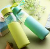 Geschenk-Cup-Glassport-Flaschen-bewegliches Glascup